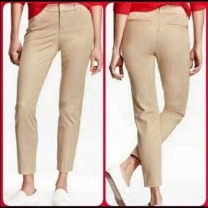 Old Navy pixie pants khakis